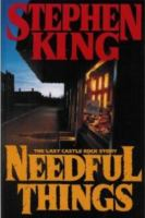 Cover image for Needful things