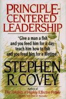 Cover image for Principle-centered leadership