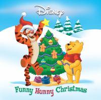Cover image for Funny hunny Christmas