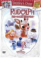 Cover image for Rudolph the red-nosed reindeer [videorecording DVD] : (Burl Ives version)