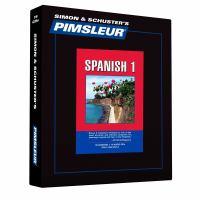 Cover image for Spanish I Pimsleur language program