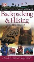 Cover image for Hiking & backpacking