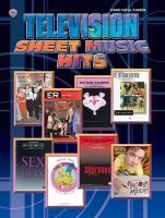 Cover image for Television sheet music hits : piano, vocal, chords.