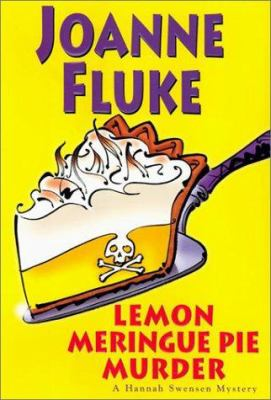 Cover image for Lemon meringue pie murder. bk. 4 : Hannah Swensen series