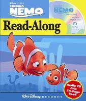 Cover image for Finding Nemo read-along
