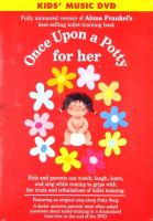 Cover image for Once upon a potty for her