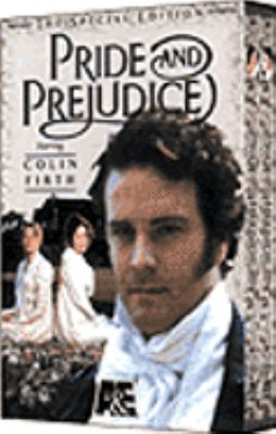 Cover image for Pride and prejudice (Colin Firth version)
