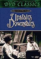 Cover image for Upstairs, downstairs. Season 1, Complete
