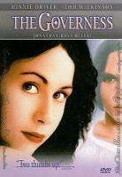 Imagen de portada para The governess [videorecording DVD]