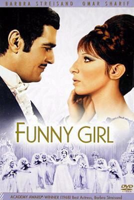 Cover image for Funny girl