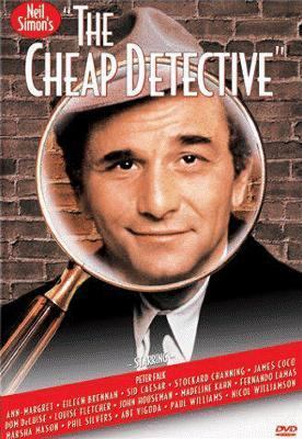 Cover image for The cheap detective