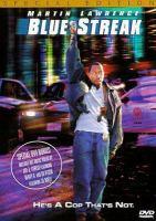 Cover image for Blue streak [videorecording DVD]
