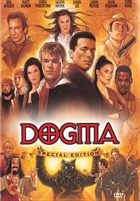 Cover image for Dogma [videorecording DVD]