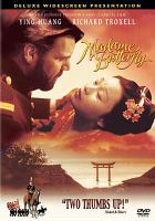 Cover image for Madame Butterfly