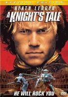 Cover image for A knight's tale