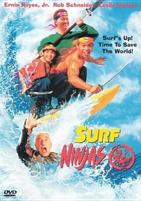 Cover image for Surf ninjas