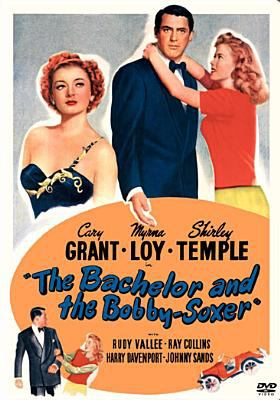 Cover image for The bachelor and the bobby-soxer