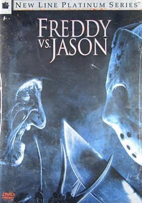 Cover image for Freddy vs. Jason [videorecording DVD]