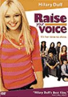 Cover image for Raise your voice