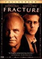 Cover image for Fracture