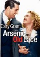 Cover image for Arsenic and old lace