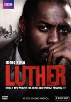 Cover image for Luther. Season 1, Complete