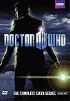 Imagen de portada para Doctor Who. Season 6, Complete [videorecording DVD] (Matt Smith version)