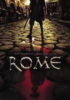 Imagen de portada para Rome. Season 1, Complete
