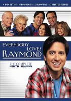 Cover image for Everybody loves Raymond. Season 9, Complete