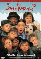 Cover image for The Little Rascals