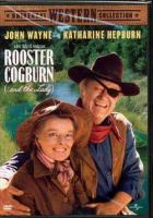 Cover image for Rooster Cogburn and the lady