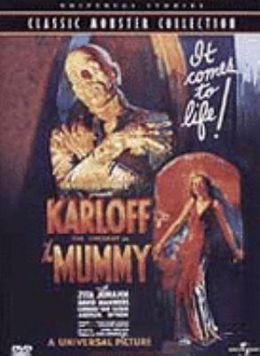 Imagen de portada para The mummy [videorecording DVD] (Boris Karloff version)