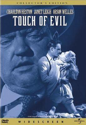 Cover image for Touch of evil