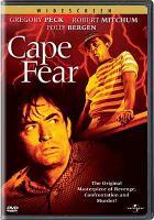 Imagen de portada para Cape fear (Gregory Peck version)