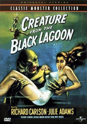 Imagen de portada para Creature from the Black Lagoon