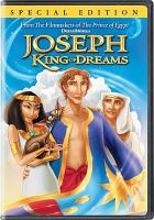 Cover image for Joseph, king of dreams