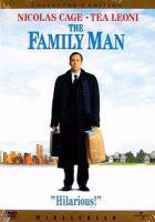 Imagen de portada para The family man