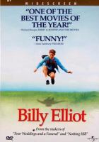 Cover image for Billy Elliot