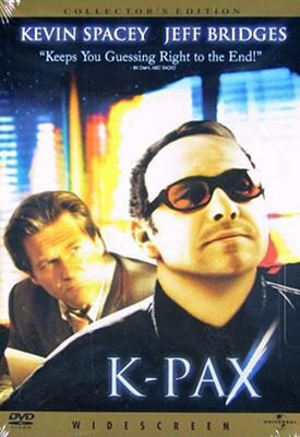 Cover image for K-PAX