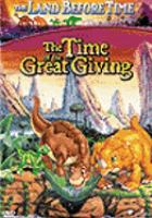 Cover image for The land before time. III Time of the great giving