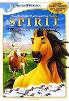 Cover image for Spirit : Stallion of the Cimarron