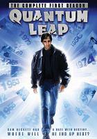 Cover image for Quantum leap. Season 1, Complete