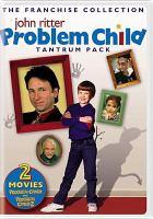 Imagen de portada para Problem child [videorecording DVD] ; Problem child 2
