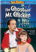 Cover image for The ghost and Mr. Chicken [videorecording DVD]