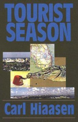 Cover image for Tourist season