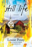 Cover image for Still life. bk. 1 Chief Inspector Gamache series