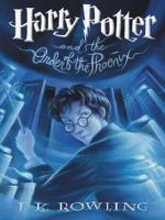 Cover image for Harry Potter and the Order of the Phoenix. bk. 5 Harry Potter series