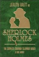 Cover image for Sherlock Holmes. Disc 05 The complete Granada television series