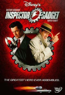 Cover image for Inspector Gadget