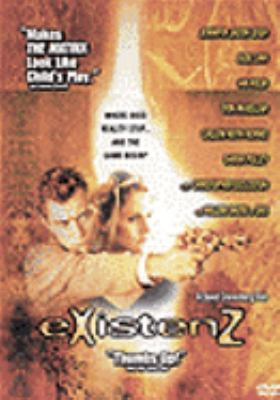 Cover image for eXistenZ